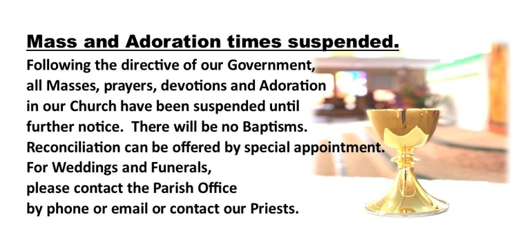 Mass suspended